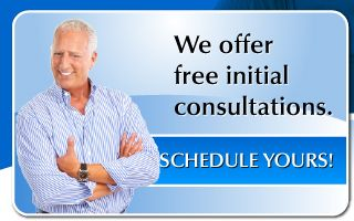We offer free initial consultations.