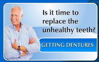 Is it time to replace the unhealthy teeth?
